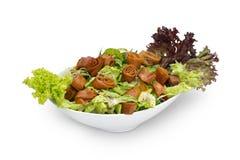 Fattoush Salad , Lebanese salad Stock Photos