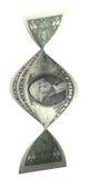 Fattura del dollaro Fotografie Stock Libere da Diritti