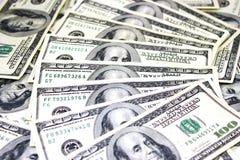 Fatture del dollaro Fotografie Stock Libere da Diritti