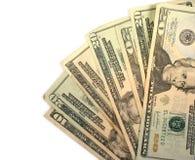 Fatture di valuta degli Stati Uniti Immagine Stock