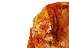 Fatty fried chicken piece Stock Image
