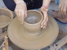 Fatura da cerâmica Foto de Stock Royalty Free