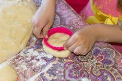 Fatura da cookie Imagem de Stock
