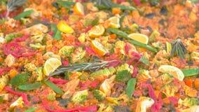 Fatura da refeição do vegetariano Fotos de Stock Royalty Free