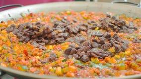 Fatura da refeição do vegetariano Fotos de Stock