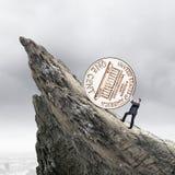 Fatura do dinheiro Imagens de Stock
