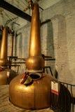 A fatura do uísque de Bourbon fotos de stock royalty free