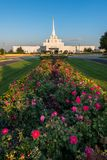 Faturamentos Montana Temple foto de stock royalty free