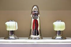 Faucet водопроводного крана Стоковое Фото