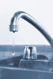 faucet капания Стоковые Изображения RF