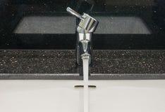 Faucet хрома Стоковые Фотографии RF