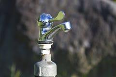 Faucet Fotografia de Stock
