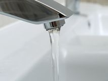 Faucet Stock Photo