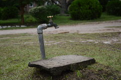faucet Obraz Royalty Free