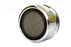 Faucet aerators Royalty Free Stock Photography