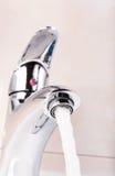 Faucet closeup Stock Photos