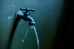 Faucet de água Foto de Stock