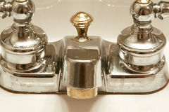 Faucet detail Royalty Free Stock Photo