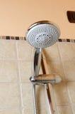 faucet głowy prysznic fotografia royalty free