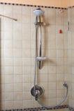 faucet głowy prysznic Zdjęcia Stock