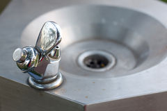 The faucet Royalty Free Stock Image