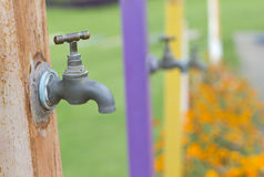 Faucet Stock Photography