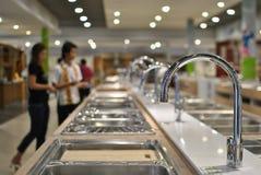 faucet pokaz Zdjęcie Stock