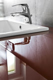 Faucet reflection Stock Photos