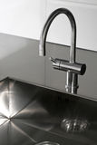 Faucet sink Stock Image