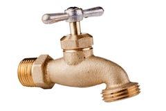 Faucet técnico de bronze Imagem de Stock Royalty Free