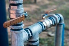 Faucet valve. Stock Photo