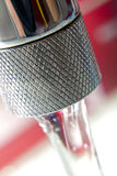 Faucet with water Royalty Free Stock Images