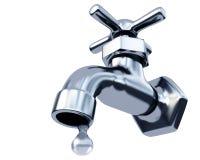 faucet woda royalty ilustracja