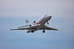 Faucon 900 de Dassault Photos libres de droits