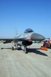 Faucon de F-16 de General Dynamics Images libres de droits