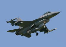 Faucon du combat F-16 Images stock