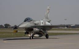 Faucon du combat F-16 Images libres de droits