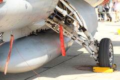 Faucon F-16 Photos libres de droits