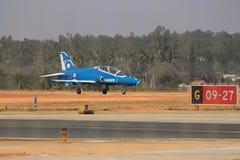 Faucon-je à l'Inde aérienne 2017 Images libres de droits