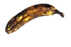 Faule Banane Lizenzfreie Stockfotos