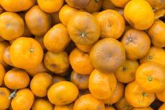 Faule Orangen mit den Bereichen der Form fast überall darstellend Lizenzfreies Stockbild