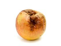 Fauler Apfel Stockbilder