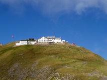 Faulhorn, Grindelwald Zwitserland Stock Afbeelding