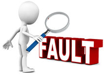 Fault Stock Images