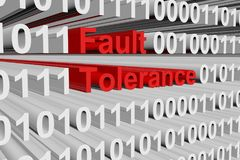 Fault tolerance Royalty Free Stock Image