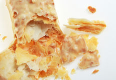 Faulted Biscuit Bar Stock Images