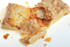 Faulted Biscuit Bar Stock Photography