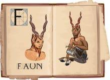 faun бесплатная иллюстрация
