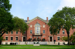 Faunce House, Brown University, Providence, RI, USA Stock Photos