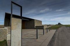 Faune de Lindisfarne photographie stock
